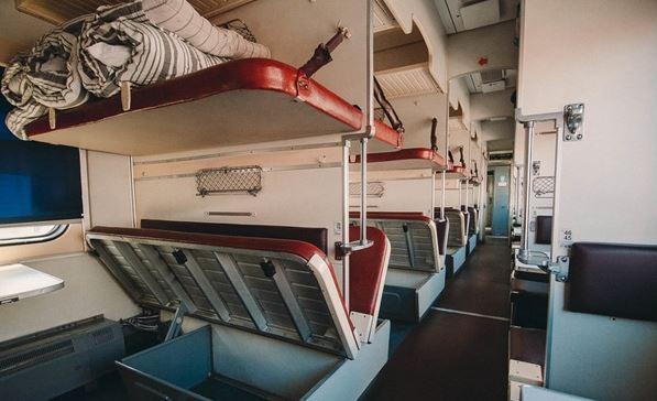 Квитки в плацкартні вагони знову доступні