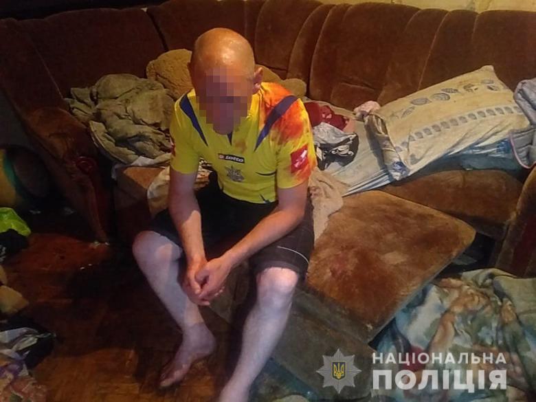 У Києві затримали волинянина, який жорсткоко побив 6-річного похресника. ФОТО. ВІДЕО