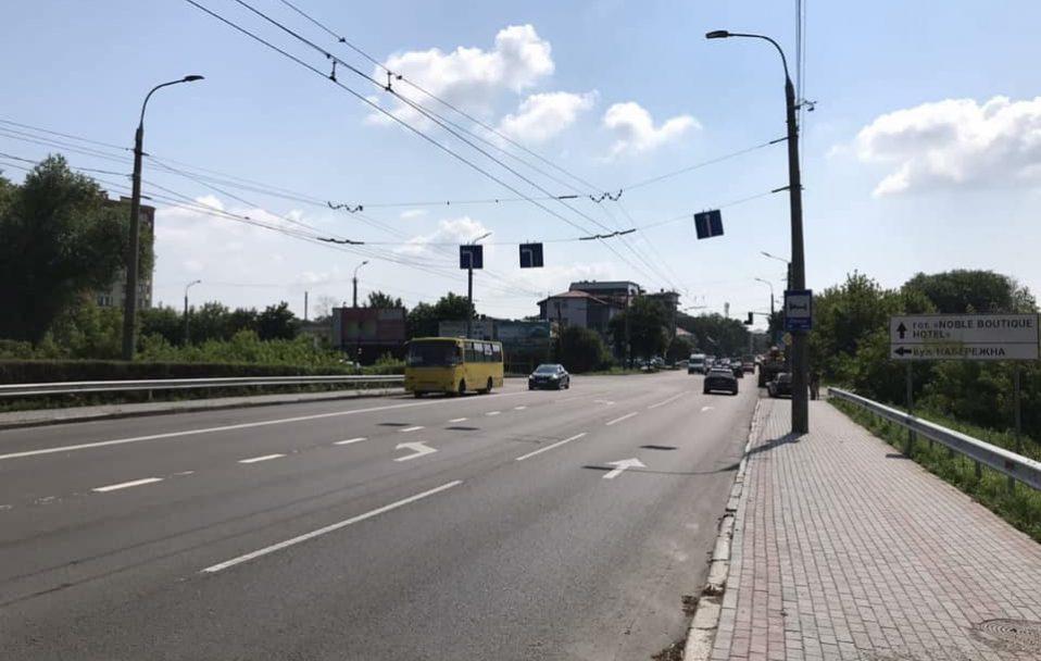 У Луцьку на Ковельській змінили схему руху. ФОТО