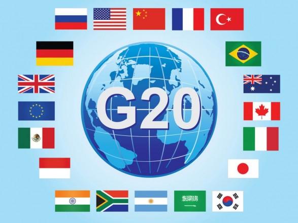 G20 виділить 21 млрд доларів на боротьбу з COVID-19