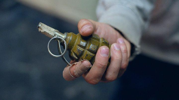 Волинянин на дворі в тещі підірвав бойову гранату. ФОТО