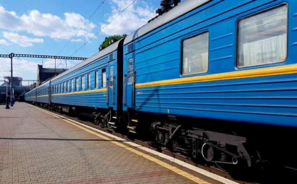 """Потяг """"Ковель-Київ"""" не курсуватиме з 16 червня"""