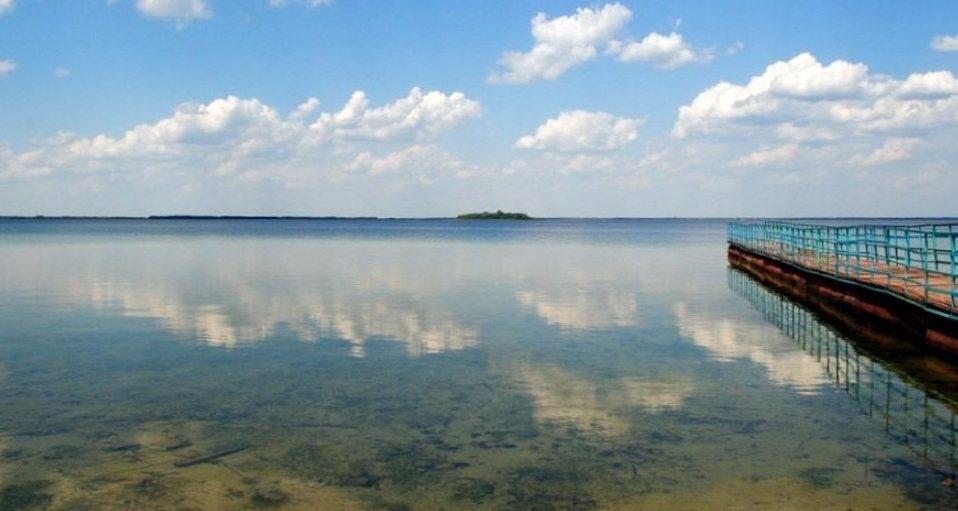 За добу у Світязі додалося 4 сантиметри води