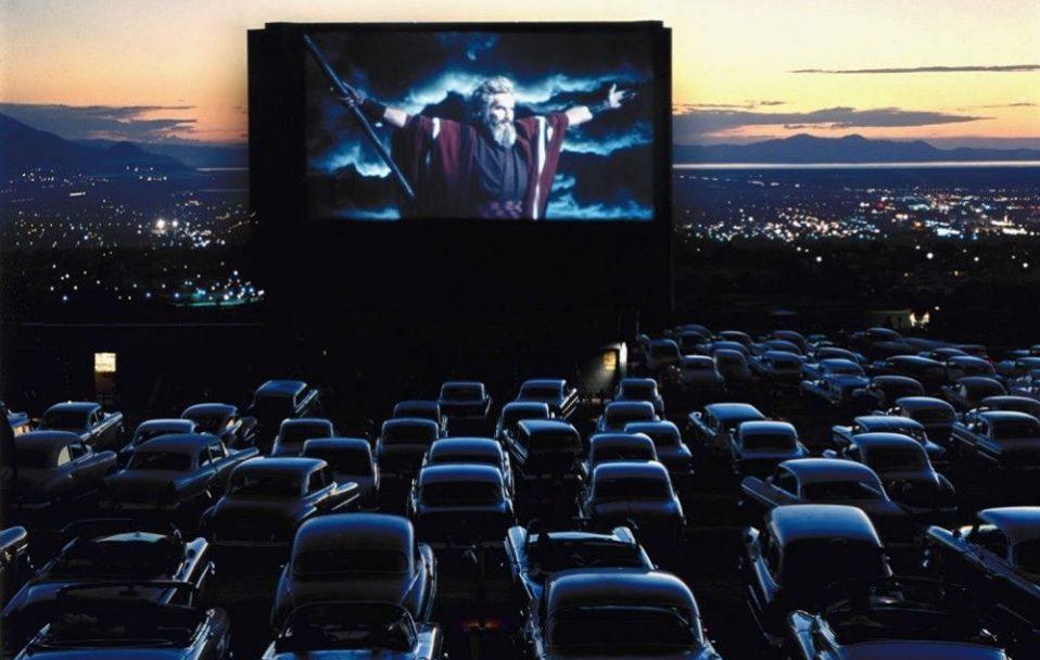 На місці Старого ринку хочуть облаштувати автомобільний кінотеатр