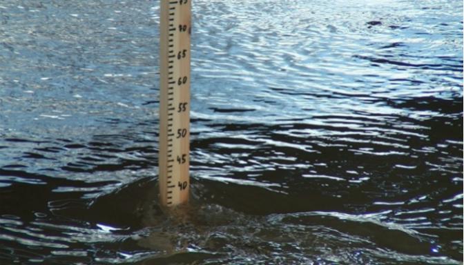 Рятувальники попереджають волинян про вихід річок з берегів
