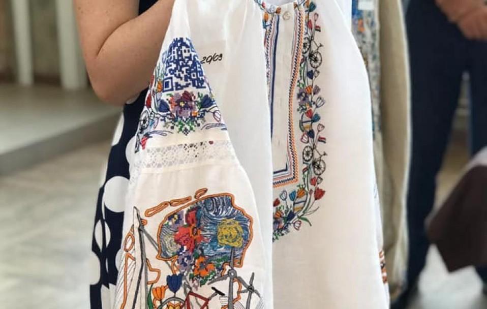У Луцьку готують колекцію вишиванок з візерунками Олени Пчілки. ФОТО