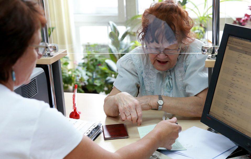 В Україні з 1 липня зріс розмір пенсій