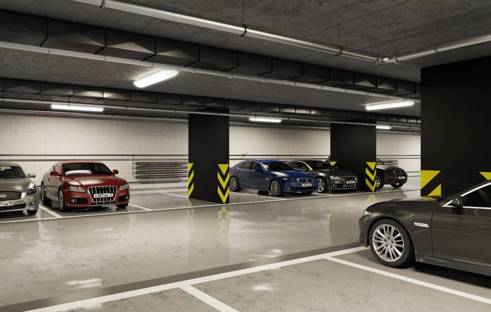 У Луцьку хочуть, аби забудовники створювали підземні паркінги