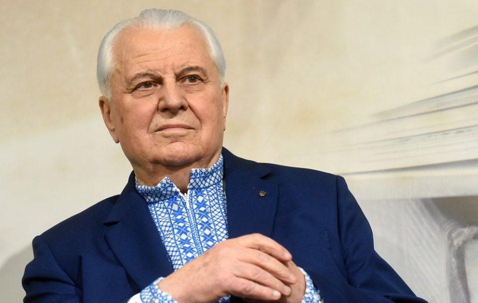 Леонід Кравчук став главою української делегації в ТКГ