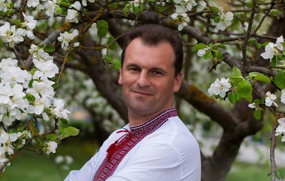 Ігор Пальонка – кандидат на міського голову Володимира-Волинського