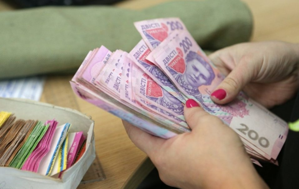 Статистика: середня зарплата на Волині – понад 8 тисяч гривень