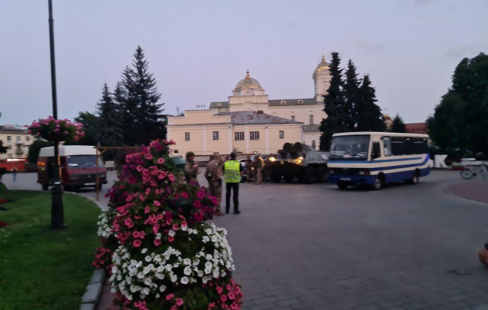 Луцького терориста затримали, 13 заручників звільнили. ВІДЕО