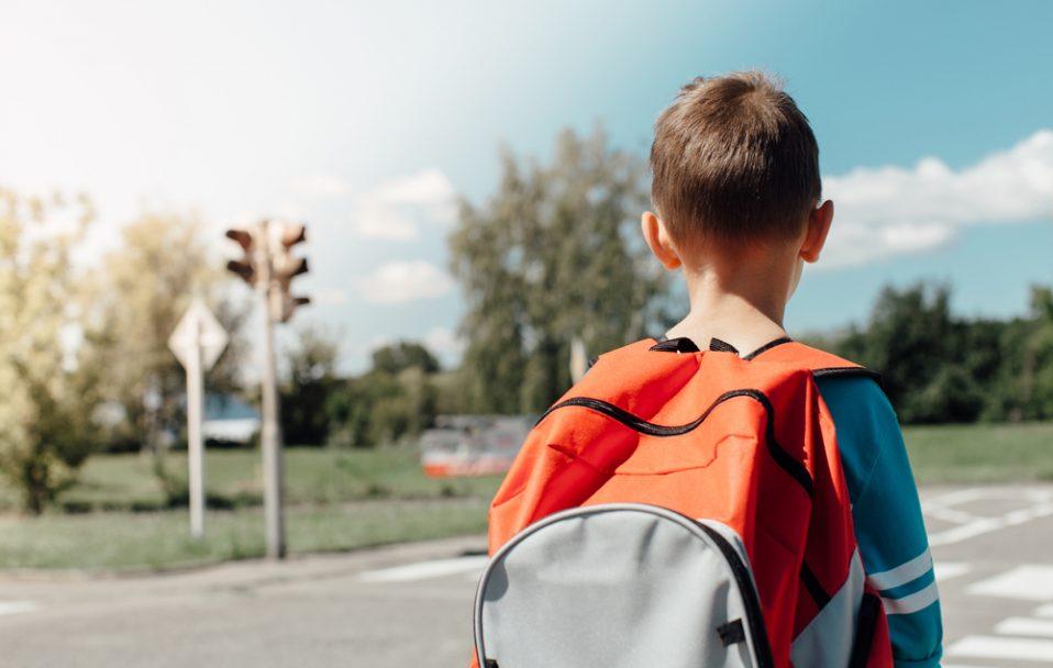У Луцьку знайшли 4-річну дитину, яка сама гуляла вулицями