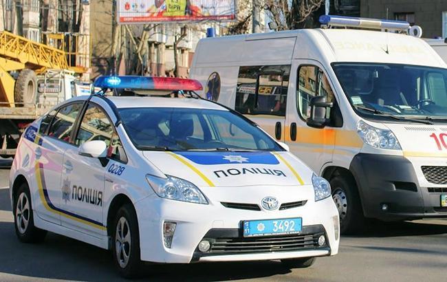 ДТП за участю патрульних у Луцьку: одному з потерпілих потрібна допомога