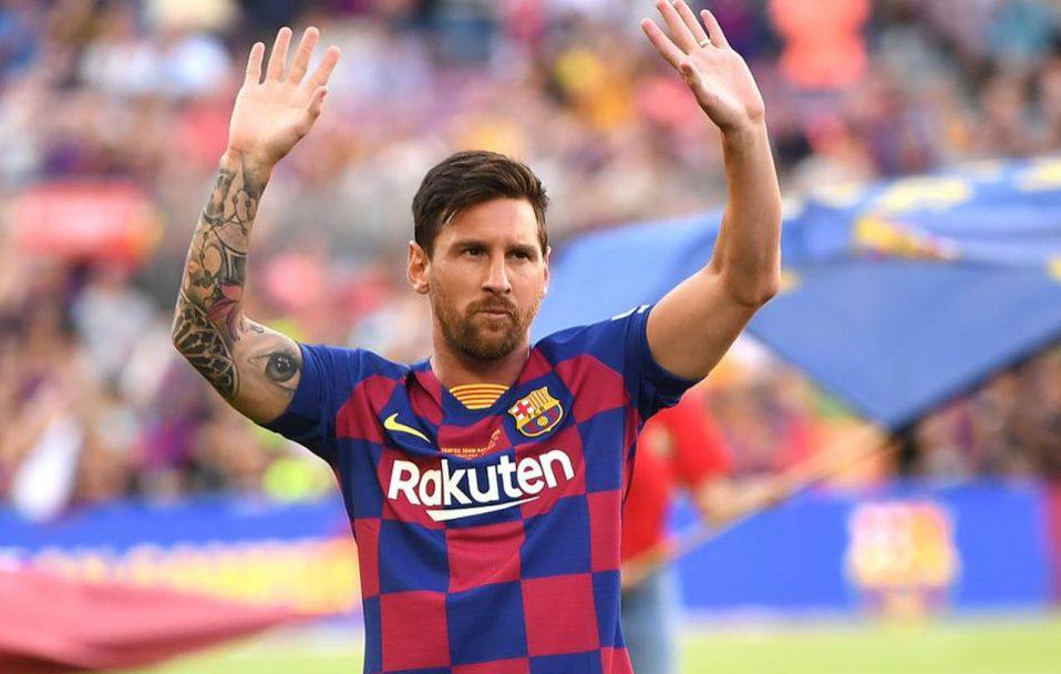 """Ліонель Мессі планує покинути """"Барселону"""""""