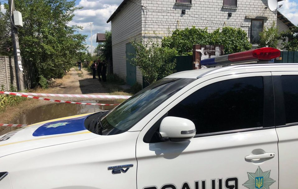 """Поліція застрелила """"полтавського терориста"""""""