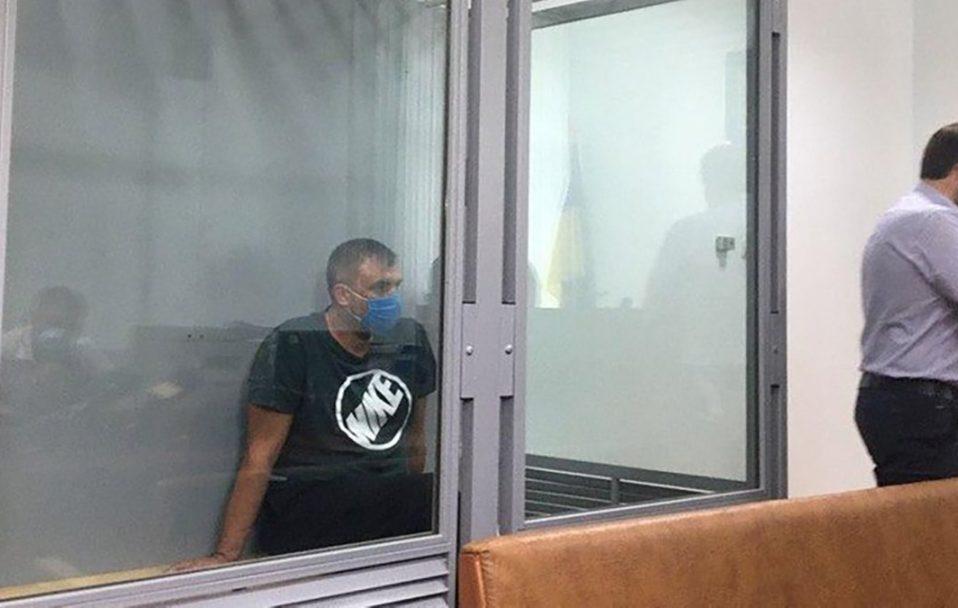 """Ймовірного спільника """"луцького терориста"""" арештували з правом застави у 175 000 гривень"""