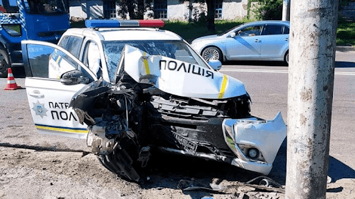 Смертельна ДТП за участі патрульних: водієві повідомили про підозру