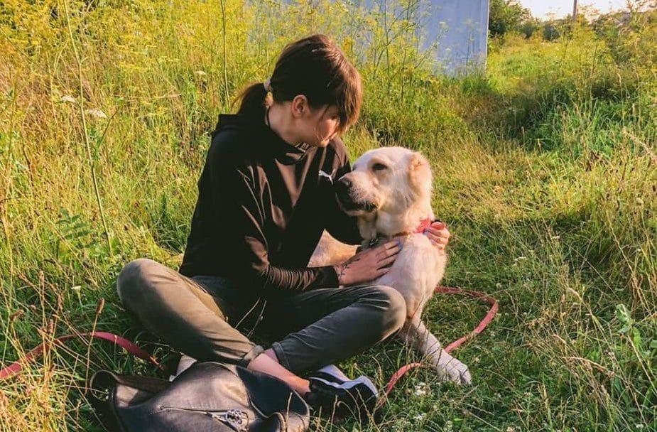 Порятунок чотирилапої: як покинута Ума знайшла нову сім'ю у Луцьку. ФОТО