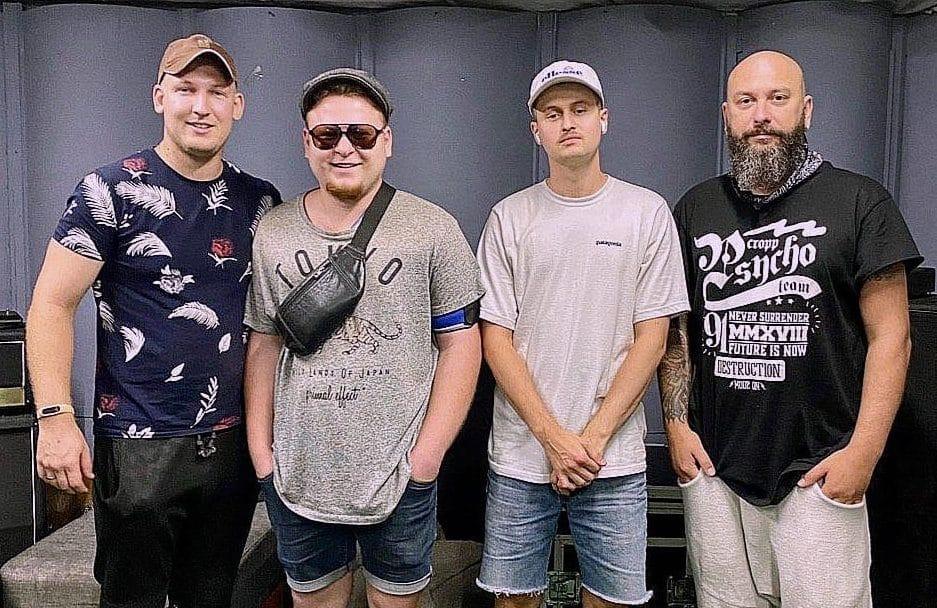 Андрій Муха з Луцька зіграє у гурті Kosmopolis