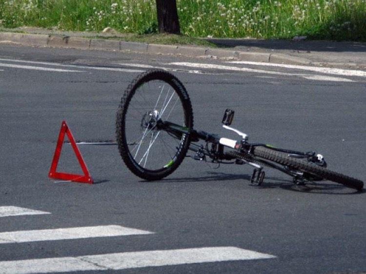 У Ковелі маршрутка збила велосипедиста