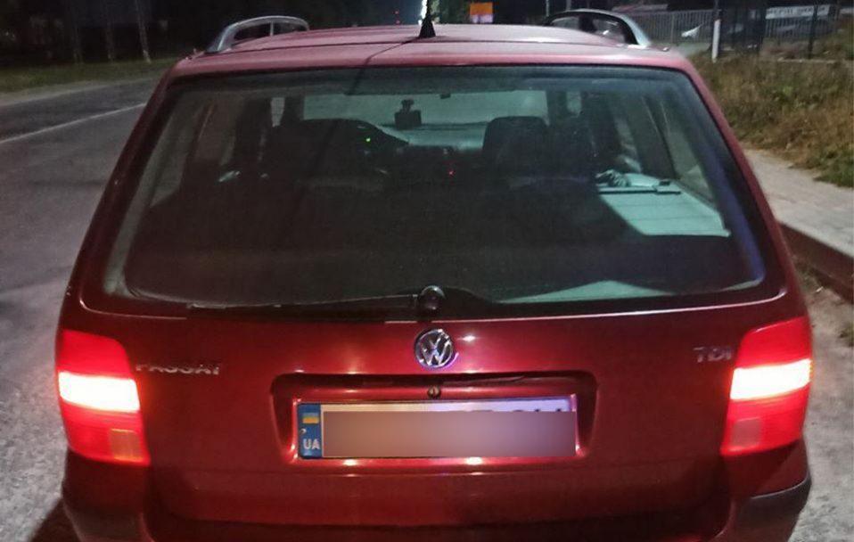У Луцьку зловили 3 п'яних водіїв за ніч. ФОТО