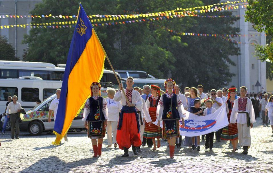23 серпня – День Державного Прапора України. Волиняни засипали фейсбук привітаннями