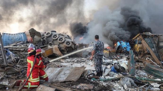 78 жертв, майже 4000 поранених: що відомо про потужний вибух у Лівані. ВІДЕО