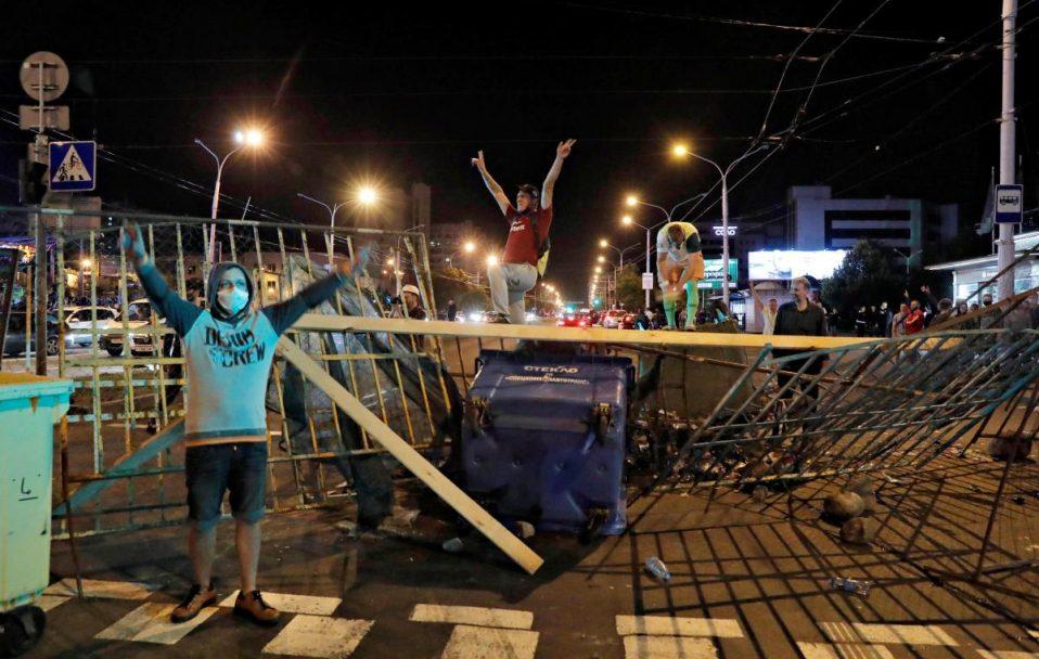Масові протести у Білорусі: що відомо. ФОТО