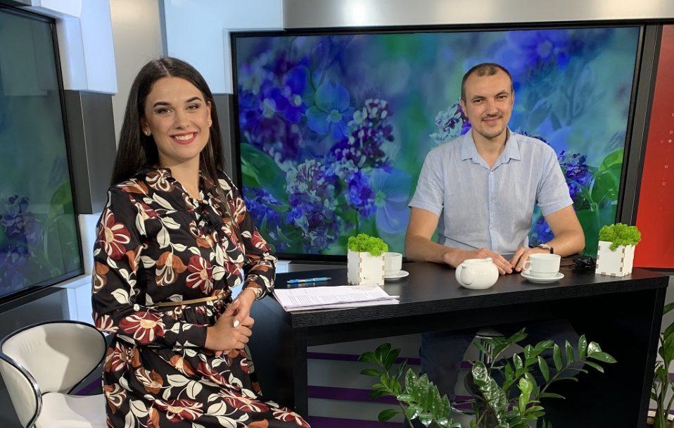 Вікенд на 12 каналі   Богдан Климчук