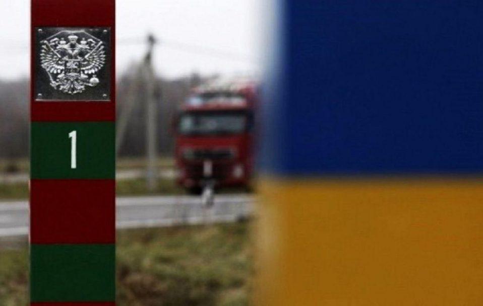 Україна посилила охорону кордону з Білоруссю