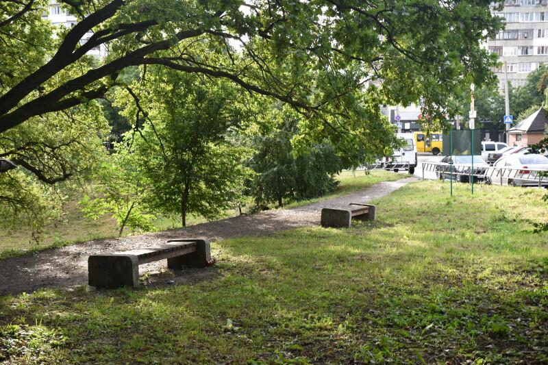 Освітлення, камери та бруківка: у Луцьку візьмуться за парк на ЛПЗ
