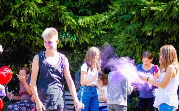У Луцьку сьогодні, 16 серпня, відзначають Міжнародний день молоді. Програма заходів