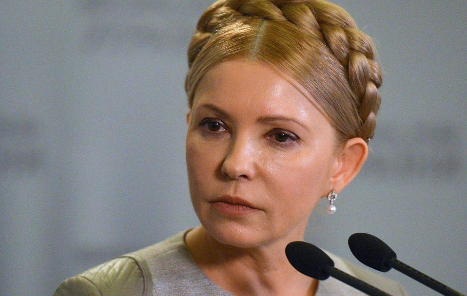 У важкому стані: Юлія Тимошенко захворіла на коронавірус