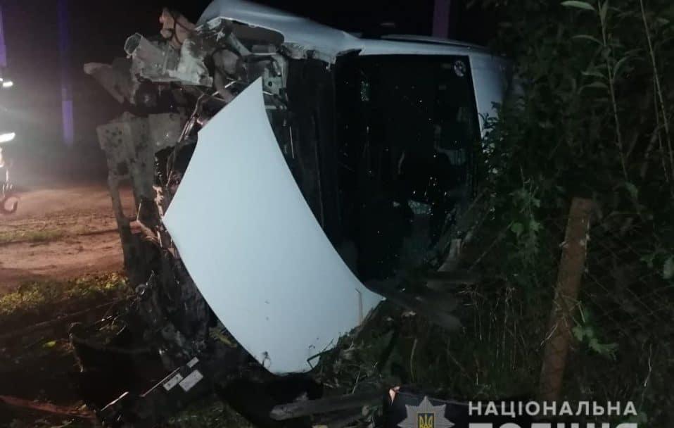 Трагедія на Волині: у ДТП загинув 20-річний водій. ФОТО