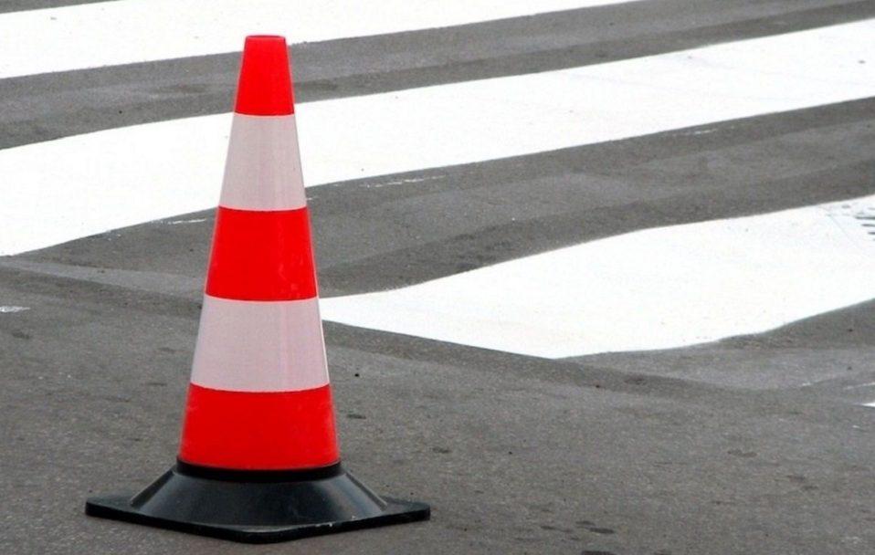 """У Луцьку водій """"ГАЗ"""" збив дитину на пішохідному переході. ФОТО"""