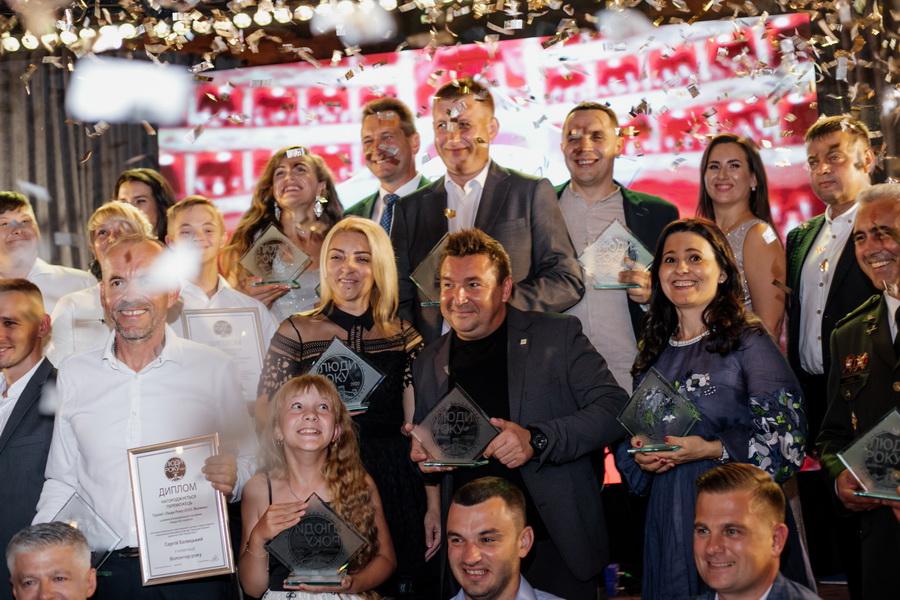 """""""Люди Року-2020. Волинь"""": хто отримав нагороди. ФОТО"""