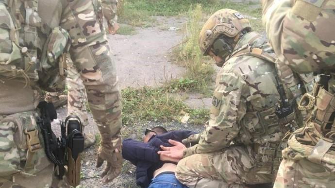СБУ спіймала агента ФСБ, який готував убивства українських бійців