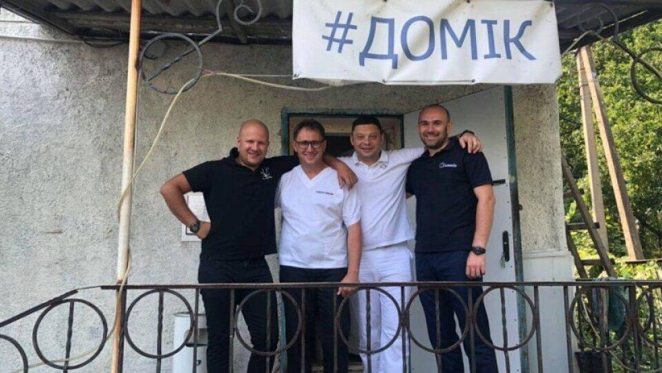 Луцькі стоматологи їдуть на Схід: будуть безкоштовно лікувати військових