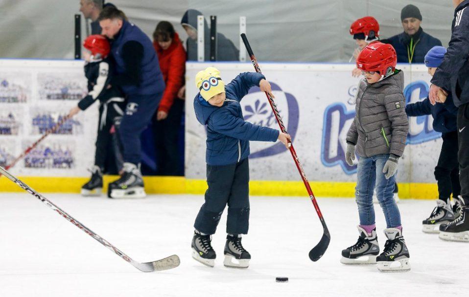 Для розвитку хокею: у Луцьку хочуть побудувати нову льодову арену