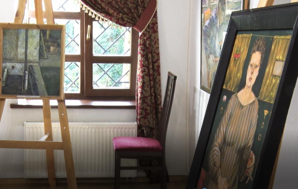 У луцькому художньому музеї – тиждень Миколи Кумановського. ВІДЕО