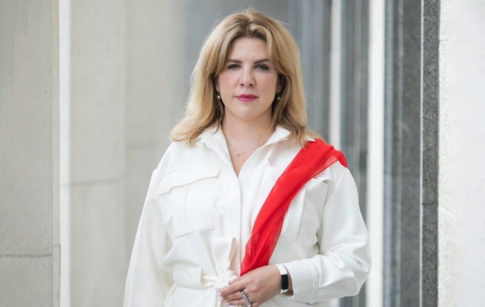 Лідерка партії «Голос» Кіра Рудик підхопила коронавірус