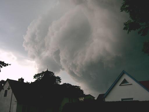 Знову гроза і сильний вітер: якою буде погода на Волині 6 вересня