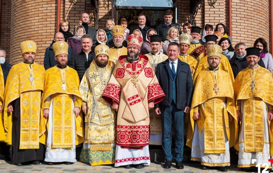 У Луцьку відкрили й освятили університетський храм. ФОТО