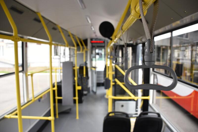 Показали новенькі тролейбуси, які з 22 жовтня курсуватимуть Луцьком. ФОТО
