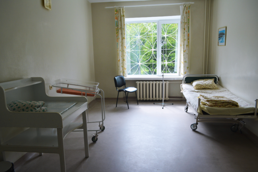 Луцькрада таки дозволила облаштувати у пологовому шпиталь для пацієнтів з COVID-19