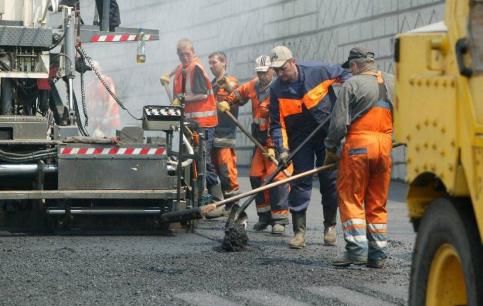 У Луцьку завершують ремонтувати дорогу на Ківерцівській. ФОТО