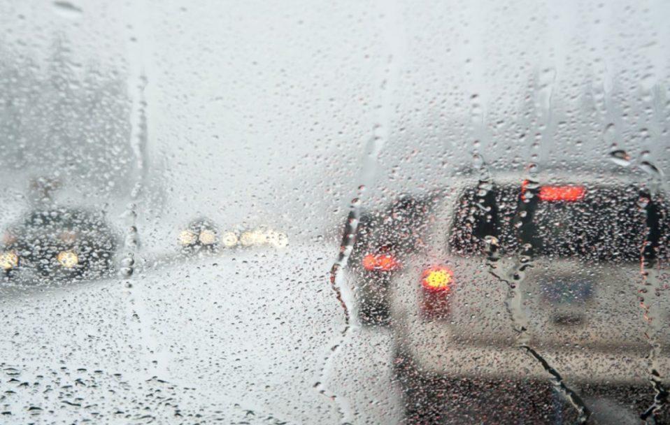 На вихідних на Волині прогнозують дощ з мокрим снігом