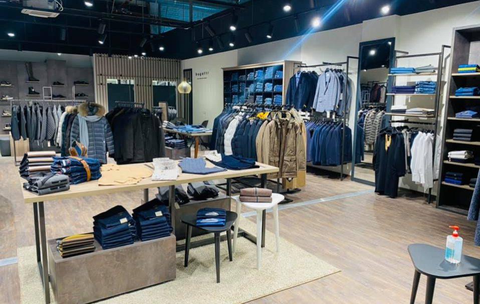 У ТРЦ «ПортCity» – новий магазин брендового одягу*