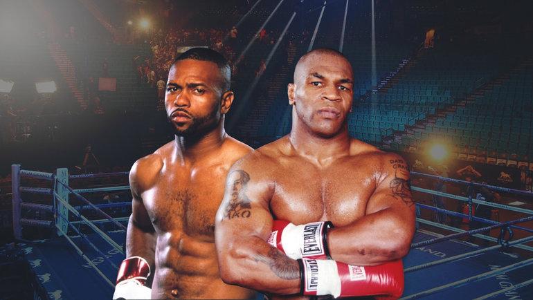 Дві легенди боксу. Де та коли дивитись бій Майка Тайсона та Роя Джонса
